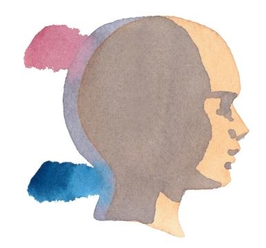 肌の陰色例2